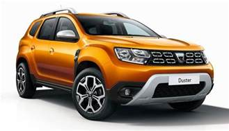 Renault Duster Suv 2018 Dacia Duster Frankfurt Debut For Updated Suv