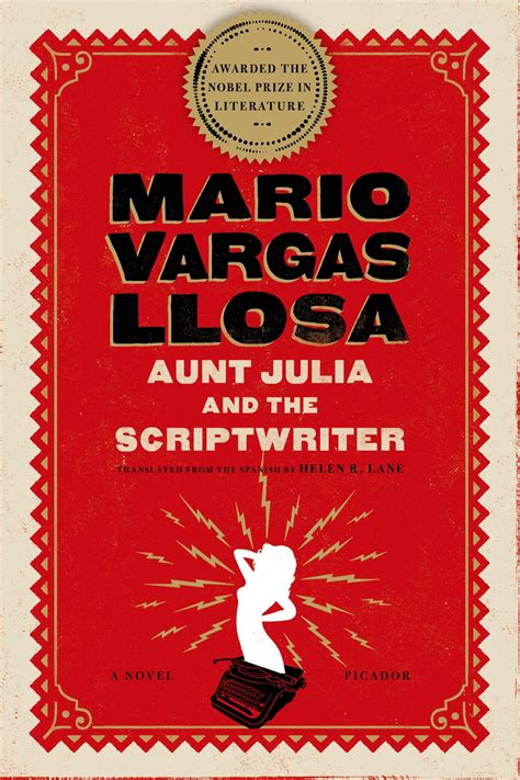 aunt julia and the short story reader on quot aunt julia and the scriptwriter quot by mario vargas llosa