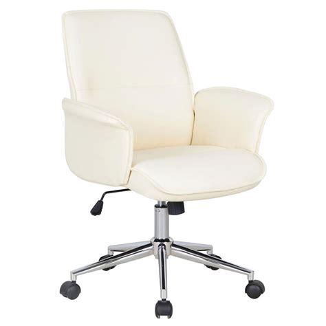 schreibtischstühle b 252 rostuhl drehstuhl schreibtischstuhl kunstleder elfenbein