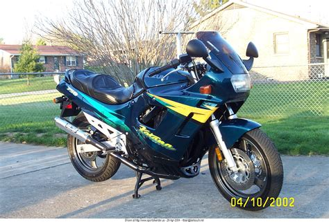 1996 Suzuki Katana 750 Sportbike Rider Picture Website