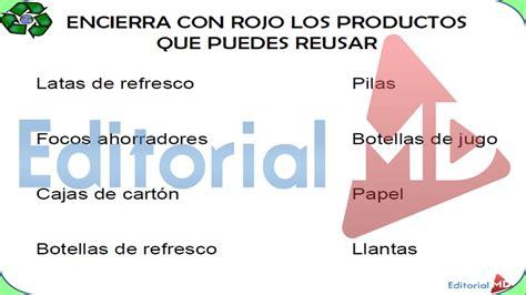 preguntas faciles sobre medio ambiente las 3 r reducir reusar reciclar medio ambiente para ni 241 os