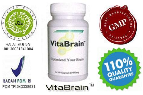 Suplemen Otak Vitabrain Jual Suplemen Vitamin Otak Anak Dewasa Manula
