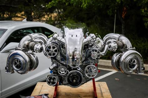 Nelson Racing Engines 2000hp by 2000hp Mirror Image 88mm Ls Package Nelson