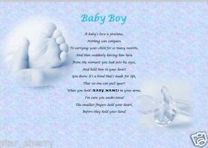 gift from heaven baby quote baby baby boy baby baby boy personalised poem laminated gift poem