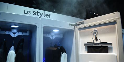 Steam Closet by Lg Brings Styler Steam Closet To Inspirato Residences
