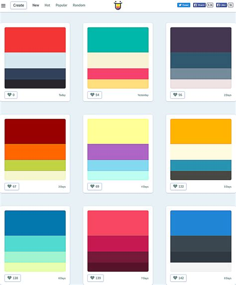 color palettes generator color combo generator 28 images best 25 color scheme