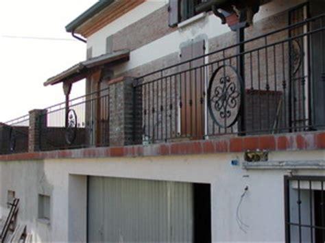 ringhiera terrazzo ringhiere per esterno fonderia innocentifonderia innocenti