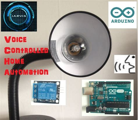 voice controlled home automation system cheap easy