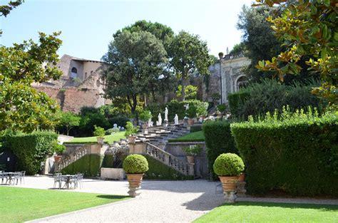 i giardini di i viaggi di raffaella roma i giardini di palazzo colonna