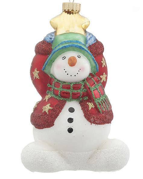 images of christmas hers snowman holding a star christmas ornament his and hers