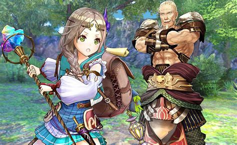 Ps4 Atelier Firis The Alchemist And The Mysterious Journey R2 atelier firis gets new screenshots introducing new characters towns and villages more i