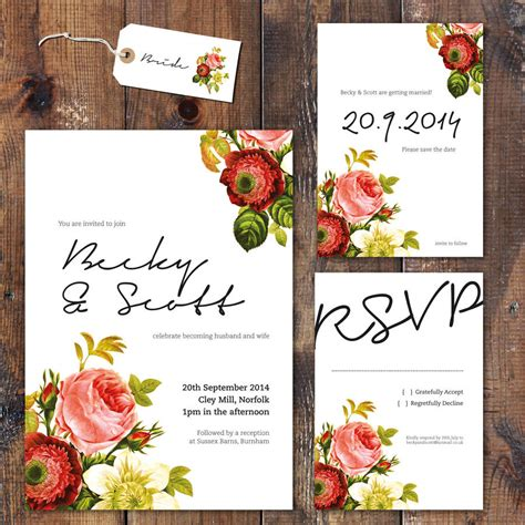 vintage floral wedding invitations vintage inspired bridal shower wallpaper