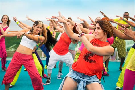 rock the boat just dance rock the boat zumba cruise just announced mizzfit