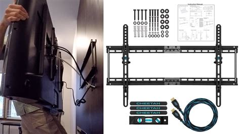 Tv Hanging Service Template Cheetah Tv Wall Mount Setup Installation And Review