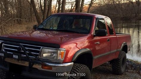 free car manuals to download 1996 toyota t100 xtra parking system 1996 toyota t100 youtube