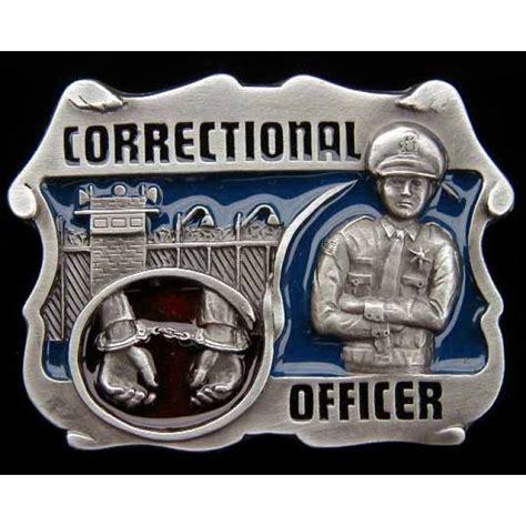 Colored Belt correctional officer colored belt buckle beltbuckle