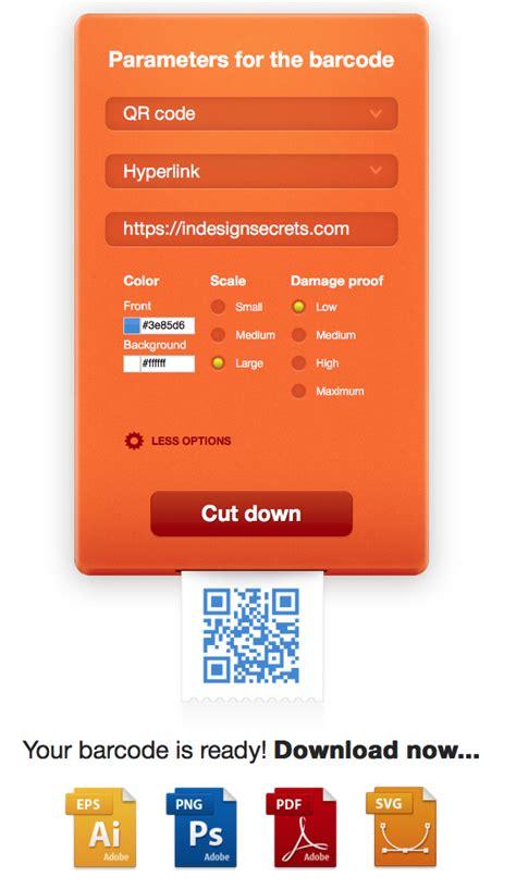 creating barcodes creativeprocom
