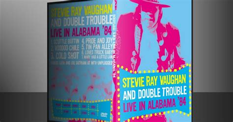 dvdconcertth power  deer  stevie ray vaughan double trouble    alabamahalle