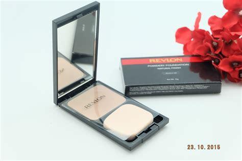 Revlon Powdery Foundation tips makeup cantik dalam 3 menit pakai revlon powdery