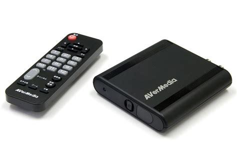 Tv Tuner Avt avt a285 avermedia technologies 地デジチューナー 株式会社アスク