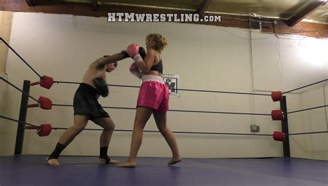 Hit The Mat Mixed Boxing by Thug Cori Meets Hit The Mat