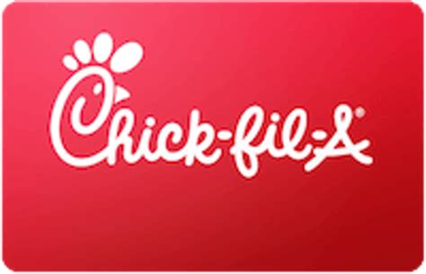 Chick Fil A Electronic Gift Card - free chick fil a 10 gift card gift cards listia com auctions for free stuff
