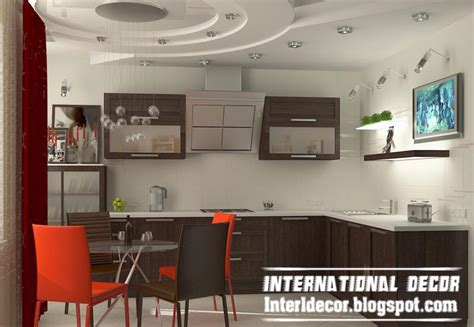 Ceiling Board Designs Top Catalog Of Kitchen Ceiling Designs Ideas Gypsum False