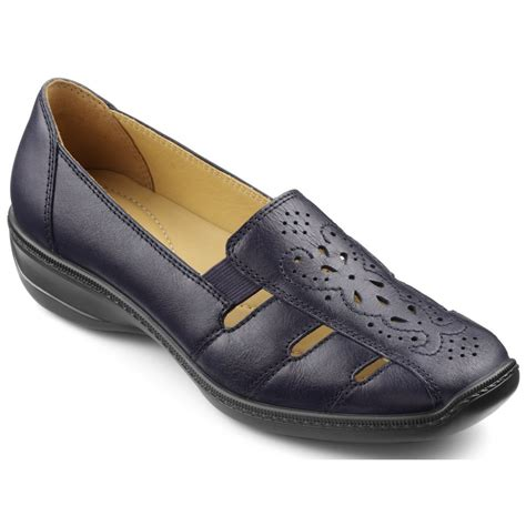 hotter womens belize river leather shoes at marshall shoes