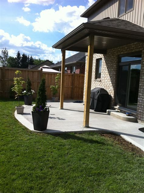 Patio Design Ontario 35 Best Images About Patio Ideas On