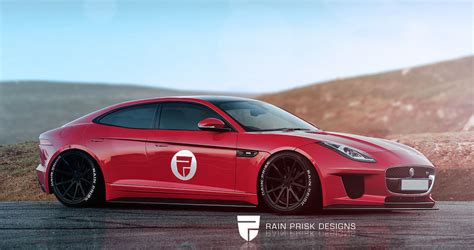 jaguar f type sedan supertunes