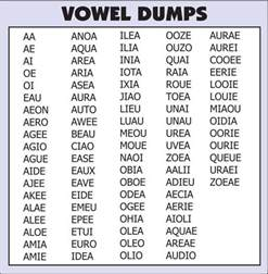 words with vowel consonant vowel driverlayer search engine