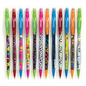 cool colored pencils mechanical pencils cool trendz 7mm mechanical