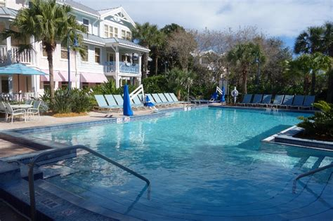 review disney s old key west resort the walt disney review the pools at disney s old key west resort