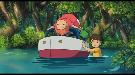 the on the ponyo on the cliff by the sea images ponyo screencap hd
