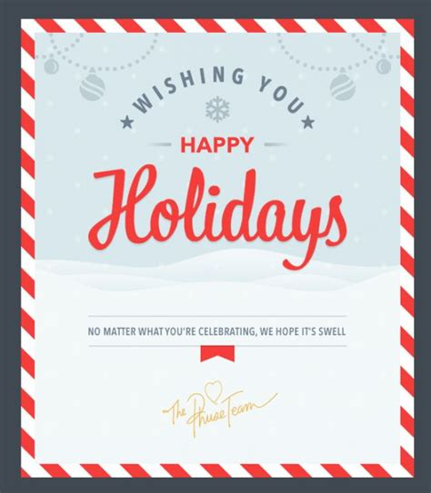 happy holidays email card template best 25 emails ideas on