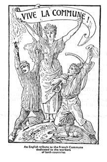 La Comune di parigi - 18 marzo 1871 - 21 maggio 1871 :: Il