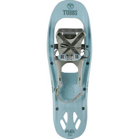 snow shoes womens tubbs flex esc s