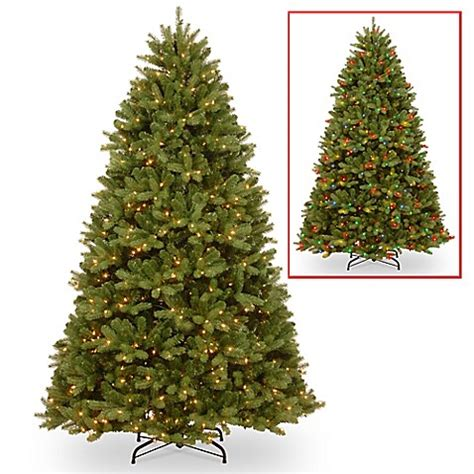buy national tree company 7 1 2 foot pre lit led