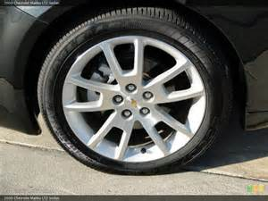 2009 chevrolet malibu ltz sedan wheel and tire photo
