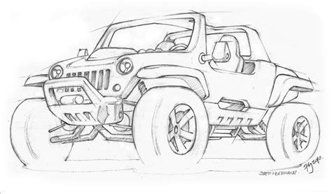 4 door jeep drawing 1000 images about jeep coloring book on jeeps