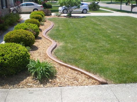 decorative landscape curbing 545 lawn care inc