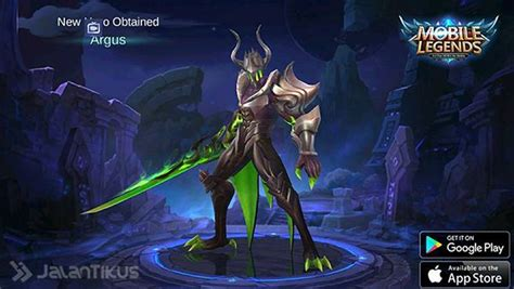 wallpaper mobile legend argus guide argus mobile legends hero fighter yang tidak bisa