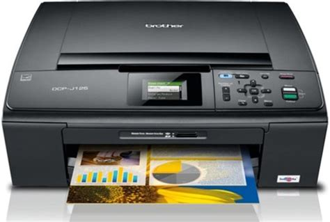 brother dcp j125 hard reset brother dcp j125 printer driver download for windows and mac