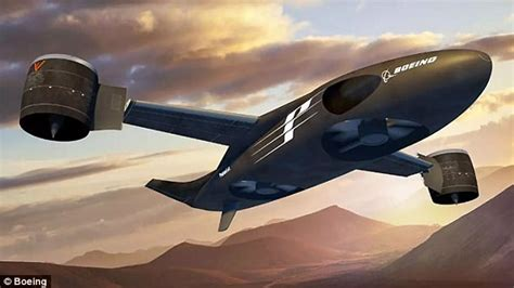 boeing teases plane   change future air power