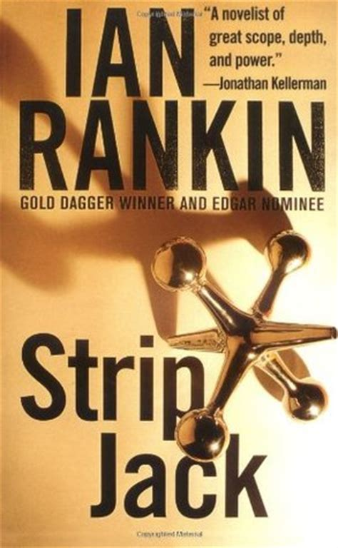 strip jack inspector rebus 4 by ian rankin reviews discussion bookclubs lists