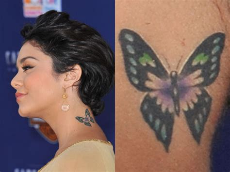 hudgens tattoos meanings style