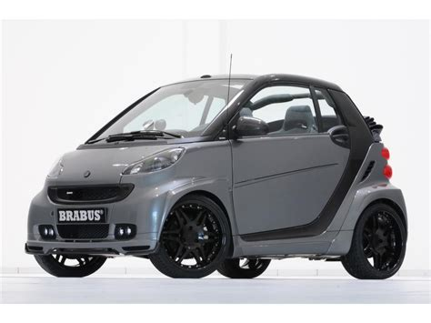 smart car pricing 2010 brabus fortwo ultimate r pictures news research