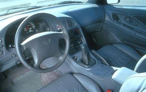 how does cars work 1995 eagle talon interior lighting used 1995 eagle talon tsi pricing for sale edmunds