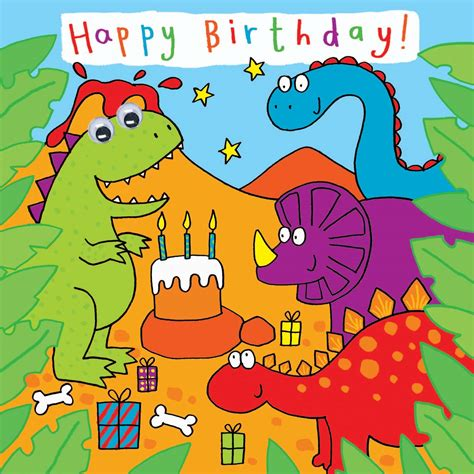 printable birthday cards dinosaur free dinosaur birthday card gangcraft net
