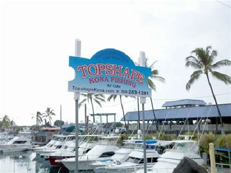 harbor house kona look for our sign by the harbor house restaurant picture of kailua kona island of
